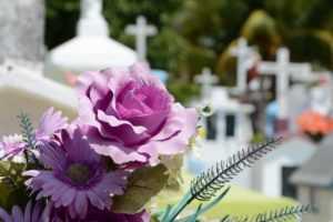 kwiaty na pogrzeby