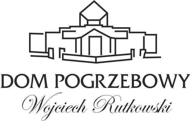 dom pogrzebowy logo