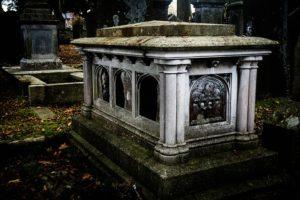 cmentarz, trumna