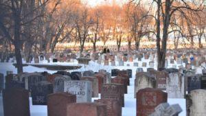 Cmentarz, usługi pogrzebowe